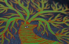 The Night Life of Trees: Exquisite Handmade Illustrations Based on Indian Mythology | Brain Pickings