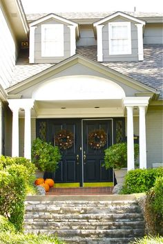 I can't WAIT to paint my front door this color!!!!!!