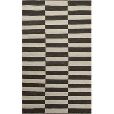 FREE SHIPPING! Shop AllModern for Jaipur Rugs Scandinavia Nordic Ivory & Black Area Rug - Great Deals on all  products with the best selection to choose from!