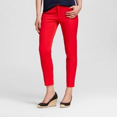Women's Modern Ankle Pant