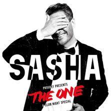 Sasha: The One - A Club Night Special // 09.06.2015 - 18.06.2015  // 09.06.2015 20:30 MÜNCHEN/Freiheiz // 11.06.2015 20:30 KÖLN/Gloria-Theater // 12.06.2015 20:30 DORTMUND/FZW // 14.06.2015 20:30 FRANKFURT/Gibson // 16.06.2015 20:30 BERLIN/Postbahnhof am Ostbahnhof // 18.06.2015 20:30 HAMBURG/Mojo Club