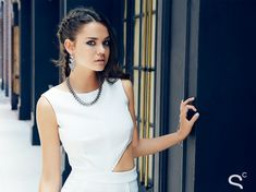 Maia Mitchell Talks The Fosters, Style, and What's Next | StyleCaster
