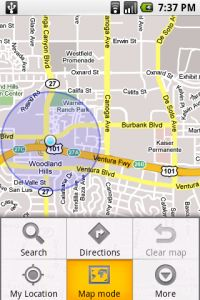 Free Maps(-) Android Apps for Better Navigation while Roaming