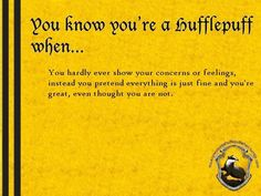 Even though after taking the pottermore hogwarts house quizz 3 times and getting Gryffindor each time, I really think I should be a Hufflepuff. (Don't get me wrong, I love Gryffindor, I just think I have more of a Hufflepuff personality. Harry Potter Houses, Harry Potter Love, Hogwarts Houses, Harry Potter Universal, Harry Potter Fandom, Harry Potter World, Hufflepuff Pride, Ravenclaw, No Muggles