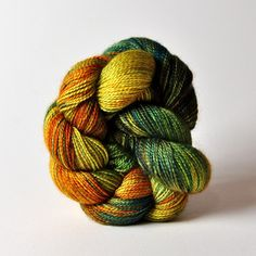 THE SANGUINE GRYPHON GAIA LACE YARN    With a generous 420 yards per skein, Gaia Lace provides a megadose of luxury at an entirely reasonable price. Wrap yourself in ethereal lace made with this luscious cashmere and silk blend.