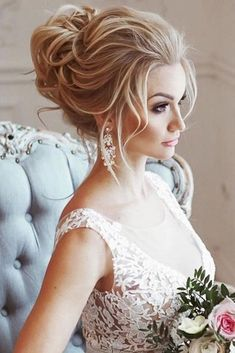 In this moment, I like to share about 15 Beautiful High Bun Wedding Updo Hairstyles. Therefore, a lot of beautiful updo hairstyle that you can copy. Wedding Hairstyles For Long Hair, Loose Hairstyles, Bride Hairstyles, Trendy Hairstyles, Vintage Hairstyles, Bridesmaids Hairstyles, Hairstyles Videos, Homecoming Hairstyles, Professional Hairstyles