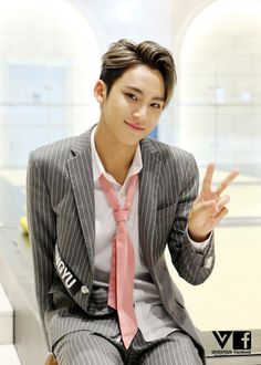 Seventeen Mingyu - Born in South Korea in 1997. #Fashion #Kpop