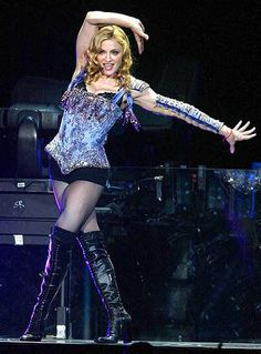Nessuno mi conosce  # Madonna  # HappyBirthday Re Invention Tour