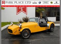 2007 Caterham Lotus 7 CSR260