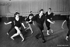 One is born to be a great dancer. ~ George Balanchine  http://www.republicofdance.org/behind-the-curtain/man-crush-monday-george-balanchine