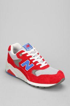 New Balance Barber Shop 580 Sneaker