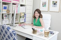 Southern Newlywed: At Home with Emily Ley - Southern Weddings