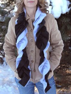 $45 upcycled from cashmere sweaters- SOOO cute and creative!