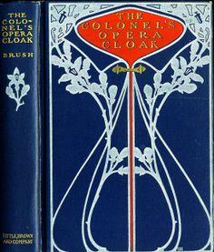 DD--Brush, Christine C.--Colonel's Opera Cloak--Little Brown, 1904--illus E.W. Kemble and Arthur E. Becher   Flickr -