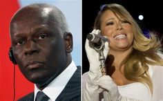 """Mariah Carey Gives Her All to Angolan Dictator -------------------------------------------------- """"In their brutal three-decade rule,"""" charges HRF, """"the dos Santos family has exploited oil and diamond wealth to build total control over all branches of the government, the military, and the courts."""" So Carey thought the Red Cross was holding a legitimate benefit... I blame the Red Cross..."""