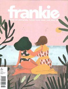 Buy a Frankie magazine subscription including delivery. Frankie is a bi-monthly magazine which celebrates individuality, highlighted throughout its high quality content. Single issues available. Magazine Design, Magazines For Kids, Best Online Magazines, Frankie Magazine, Magazine Spreads, Magazine Covers, Identity, Magazine Illustration, Design Poster