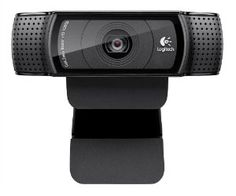 Amazon.com: Logitech HD Pro Webcam C920, 1080p Widescreen Video Calling and Recording: Computers & Accessories