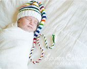 I am having a baby in the wrong season for these newborn hats :)