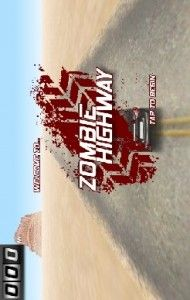 """Zombie Highway is now FREE on Android! Head down an infinite desert highway swarmed with zombies! Navigate obstacles while scraping and shooting off the undead clinging to your car, in one of the most addictive zombie survival games! Cars, guns, and zombies... what more could you want? """"[Zombie Highway] will keep you racing down that highway more times than you're willing to admit."""" - Appadvice"""