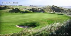 Carne Golf Links in Co. Mayo is incredible. Well worth the drive!