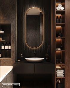 Interior Design Games, Black Interior Design, Interior Design Kitchen, Washroom Design, Bathroom Design Luxury, Modern Bathroom Design, Wc Design, Toilet Design, Design Ideas