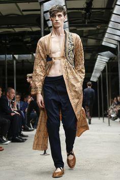 In. To. It. | Dries Van Noten Menswear Spring Summer 2015 Paris