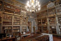 Biblioteca Moreniana, Florence, Italie