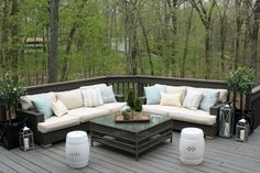 Mesmerizing Restoration Hardware Outdoor Pillows Concepts : Inspiring Rattan Sofa With Restoration Hardware Outdoor Pillows Ideas Patio Furniture Cushions, Outdoor Chair Cushions, Balcony Furniture, Patio Chairs, Outdoor Chairs, Outdoor Furniture, Patio Bench, Rattan Sofa, Blue Cushions