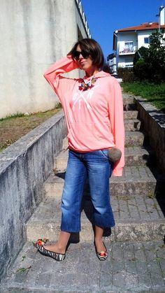 Moda no Sapatinho: o sapatinho foi à rua # 373