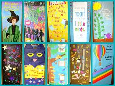 I promised you door decor and here it is!  This year my daughter and I decided to do a Harry Potter themed door for her classroom.  He...