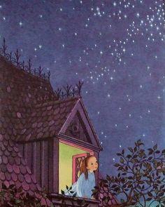 Star Gazing. Gyo Fujikawa.