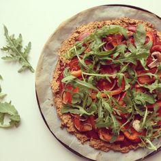 Recept: skinny, gezonde pizza - I Love Health