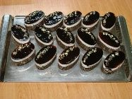 Netradiční dorty   Recepty-rolády' zákusky Cheesecake, Mini, Desserts, Food, Tailgate Desserts, Deserts, Cheese Pies, Cheesecakes, Meals