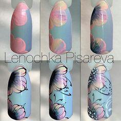 «Автор@lenochka_pisareva_nails»