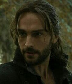 Tom Mison (Ichabod Crane)...very handsome. And that English accent!!!
