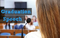 Preschool Graduation Speech