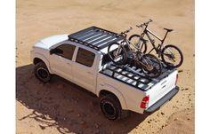 Front Runner Slimline II Bakkie/Pick-Up Load Bed Kit / Standard 1400mm