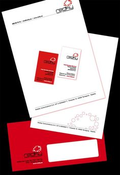 Contoh Kop Surat : contoh, surat, Contoh, Surat, Dengan, Desain, Cantik, Untuk, Corporate, Identity, Bisnis, Ideas, Letterhead, Stationery,, Stationery, Design,