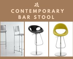 Check out our new collection of #Contemporary #Barstool at Belvisi Kitchen and Furniture Showroom in Cambridge.