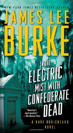 Any book by James Lee Burke but especially the Dave Robicheaux ones are great. Talk about LUSH language..truly beautiful.
