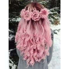 27 Unique Tea Pink Braided Hairstyles for 2018 ❤ liked on Polyvore featuring home and kitchen & dining