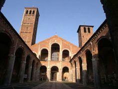 Sant'Ambrogio, Milano