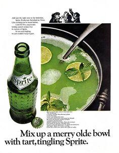 Sprite Soda | Punch