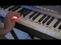 Como Tocar El Piano / Fàcil y Ràpido / Para Principiantes - YouTube