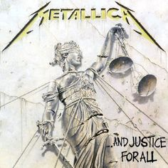 …And Justice for All is the fourth studio album by American heavy metal band Metallica, released on August 25, 1988, through Elektra Records. It was the band's first studio album to feature bassist Jason Newsted after the death of Cliff Burton in 1986.  The band recorded …And Justice for All during early 1988 at One on One Recording Studios in Los Angeles. Musically, the album is progressive, with long and complex songs