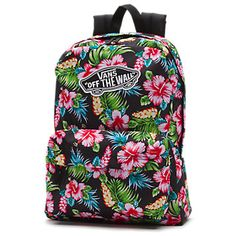 Realm Hawaiian Floral Backpack $35