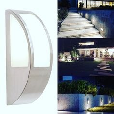 We have beautiful ranges of outdoor bulkheads and other exterior lighting to really light up and make the most of your garden and outdoor spaces. The Citron shown here available at R599,95 takes an energy saving 11watt CF Lamp sold separately. Check it out and more at www.lightingwarehouse.co.za  #light #lights #lighting #lightingwarehouse #home #decor #design #interior #interiors #homedecor #homedesign #interiordesign #shop #shoppingonline #shopping #sale #promotion #discount #love #lit…