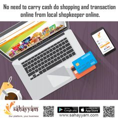 No need to carry cash do shopping and transaction  online from local shopkeeper online.  http://sahayyam.com Our platform, your business.  #500Rs #1000Rs #PM #Modi #cash #SellingOnline #OnlineStore #OnlineSellers #OnlineShopping #order #Shop #online #Sahayyam #ShopOnline #eCommerce #DigitalIndia #business #GooglePlay #AppStore
