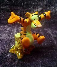 RARE Disney Winnie the Pooh Tigger Ceramic Porcelain BIG Figurine Statue Japan