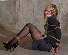 Bdsm Fetish Jennifer Aniston Hogtied